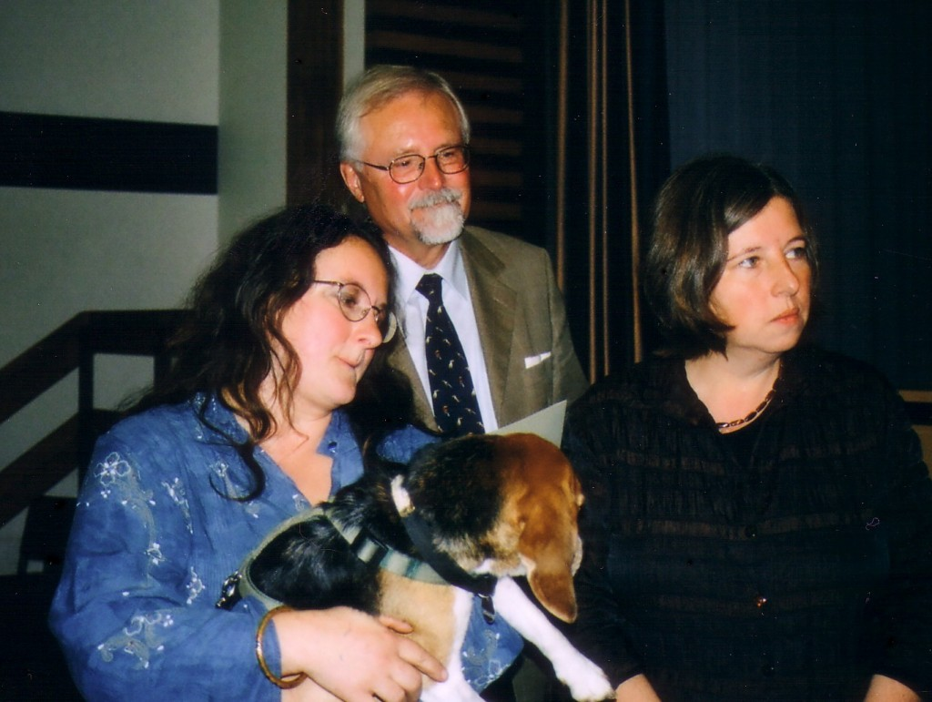 Lüdcke-Lompscher+Hund